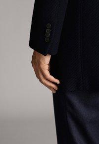 Massimo Dutti - Cappotto corto - blue - 6