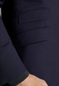 Massimo Dutti - Blazer jacket - blue - 5