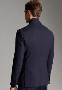 Massimo Dutti - Blazer jacket - blue - 2