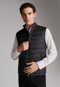 Massimo Dutti - JACKET WITH REMOVABLE GILET 03412222 - Parkas - beige - 3