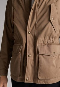 Massimo Dutti - JACKET WITH REMOVABLE GILET 03412222 - Parkas - beige - 4