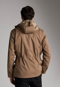 Massimo Dutti - JACKET WITH REMOVABLE GILET 03412222 - Parkas - beige - 2