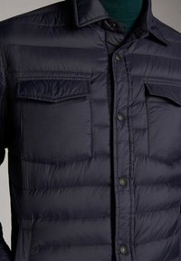 Massimo Dutti - GESTEPPTE DAUNENJACKE EXTRA LIGHT 03434195 - Down jacket - blue - 6