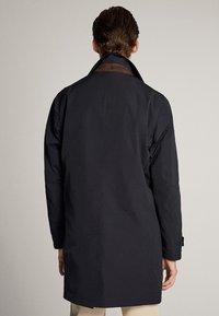 Massimo Dutti - Trenchcoat - blue-black denim - 2