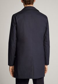 Massimo Dutti - Trenchcoat - blue-black denim - 2