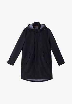 Manteau court - blue-black denim