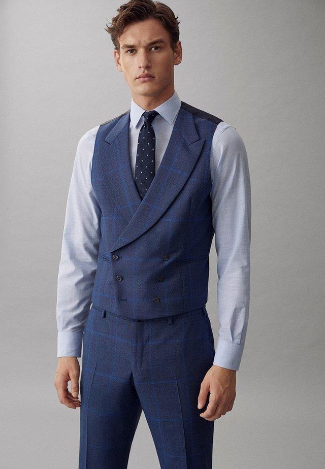 Gilet elegante - light blue