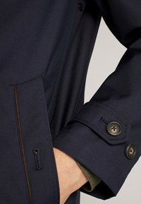 Massimo Dutti - Trenchcoat - blue-black denim - 6