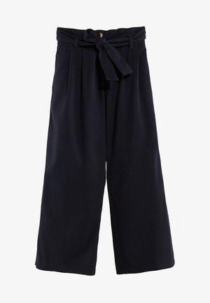 PALAZZO - Pantalon classique - blue