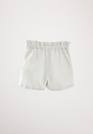 MIT STRETCHBUND UND TASCHEN 05025253 - Shorts - beige