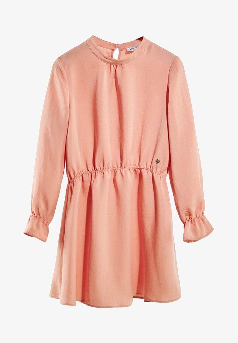 Massimo Dutti - Day dress - neon pink