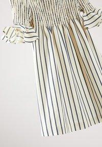 Massimo Dutti - Korte jurk - light blue - 4