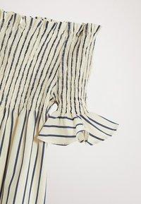 Massimo Dutti - Korte jurk - light blue - 3