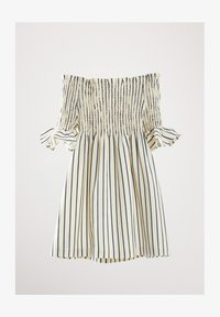 Massimo Dutti - Korte jurk - light blue - 1