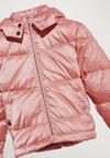 Massimo Dutti - Daunenjacke - neon pink