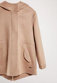 Massimo Dutti - Short coat - beige - 3