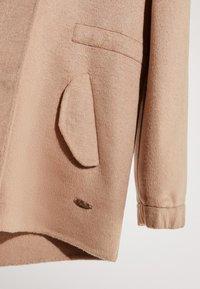 Massimo Dutti - Short coat - beige - 5