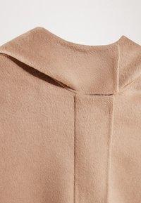 Massimo Dutti - Short coat - beige - 4