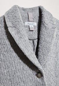 Massimo Dutti - MIT BOUCLÉ-STRUKTUR - Short coat - dark grey - 2