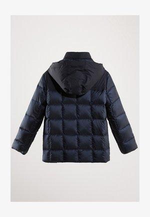 Gewatteerde jas - blue