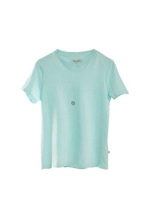 TROPEZ - Print T-shirt - turquoise