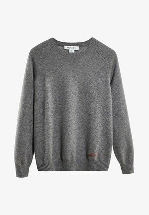 CASHMERE - Trui - dark grey