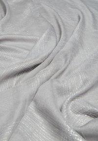 Massimo Dutti - MIT PRINT - Écharpe - grey - 2