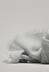 Massimo Dutti - MIT PRINT - Écharpe - grey - 1