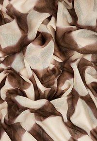 Massimo Dutti - Scarf - brown - 3