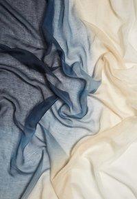 Massimo Dutti - Sciarpa - blue-black denim - 3