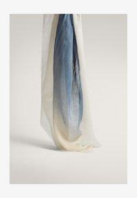 Massimo Dutti - Sciarpa - blue-black denim - 1