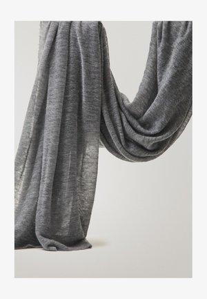 AUS 100% KASCHMIR - Scarf - grey
