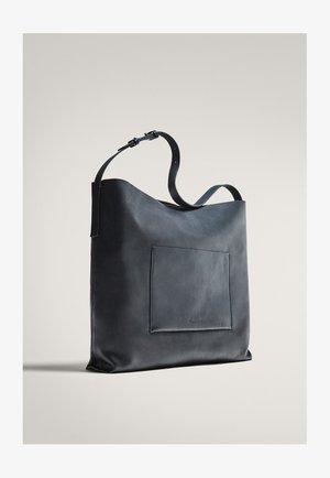 MIT VICHYKAROS  - Shopper - blue