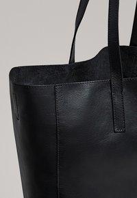 Massimo Dutti - Torba na zakupy - black - 4