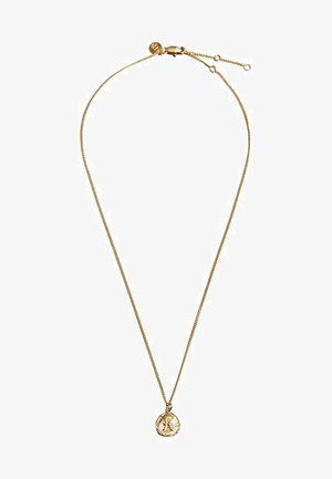 PISCES HOROSCOPE NECKLACE - Ketting - gold-coloured