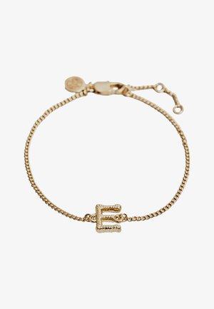 Armband - gold_coloured