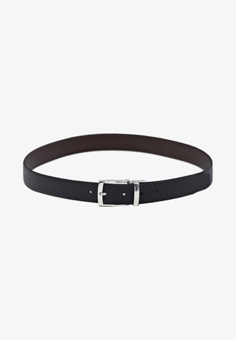 Massimo Dutti - Belt business - black