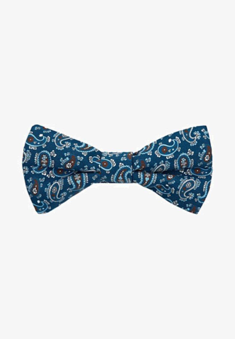 Massimo Dutti - MIT PAISLEY - Butterfly - blue