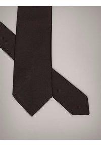 Massimo Dutti - Cravatta - black - 3