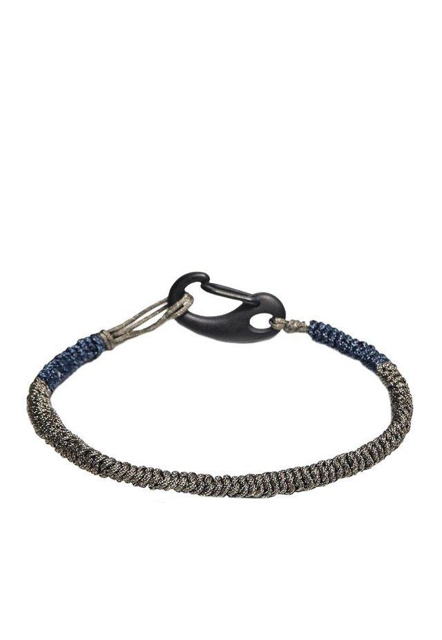 ARMBAND MIT KARABINER 01604719 - Bracelet - khaki