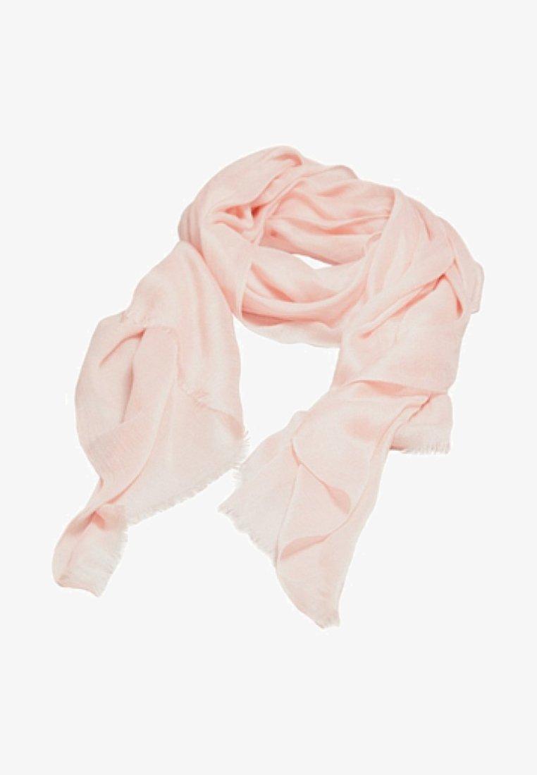 Massimo Dutti - Sjal / Tørklæder - neon pink