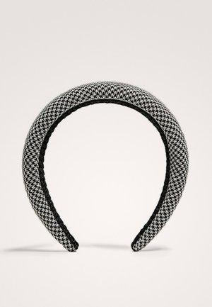 HAARREIF MIT KAROMUSTER 04653188 - Hårstyling-accessories - black