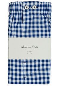 Massimo Dutti - 00244180 - Boxershort - blue - 5