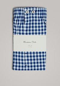 Massimo Dutti - 00244180 - Boxershort - blue - 4