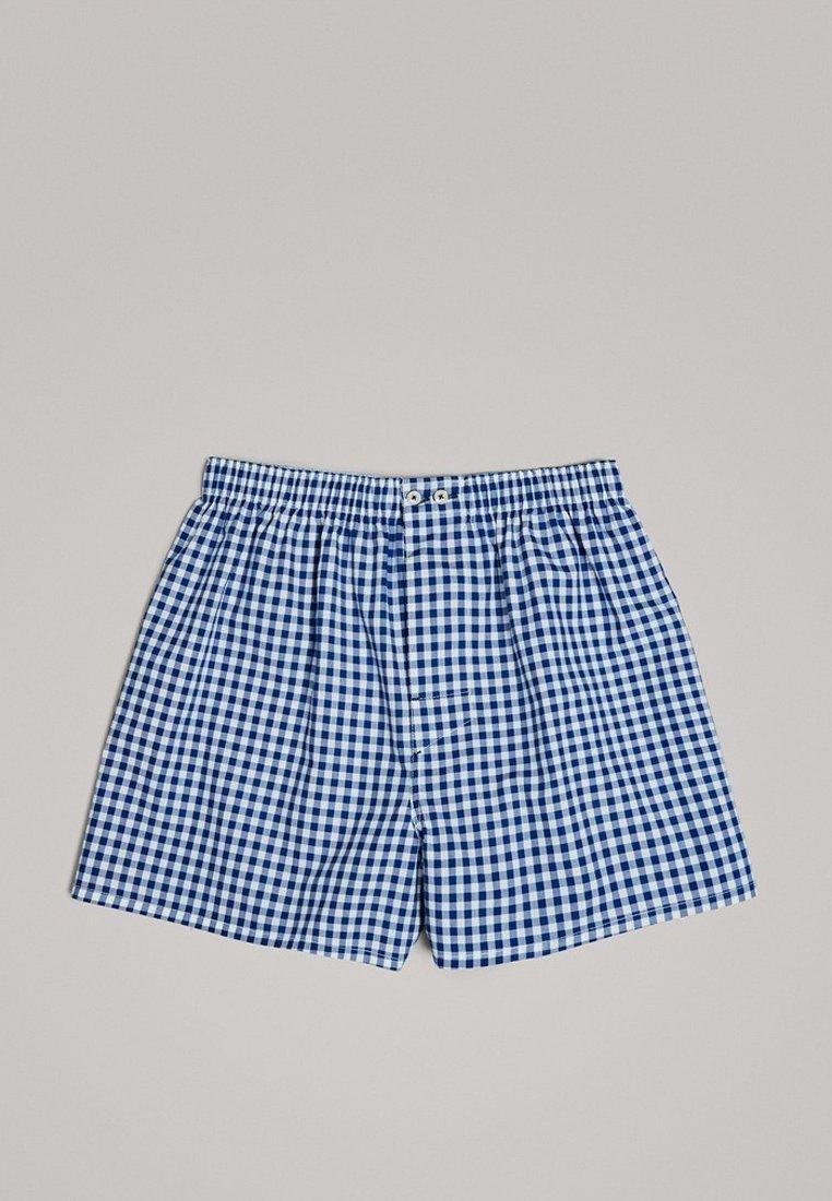 Massimo Dutti - 00244180 - Boxershort - blue