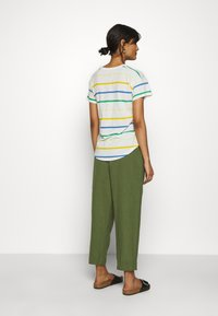Madewell - HUSTON IN SOLID - Trousers - palm tree - 2