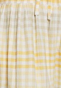 Madewell - PAPER BAG MIDI SKIRT - A-line skirt - ombre pollen - 5