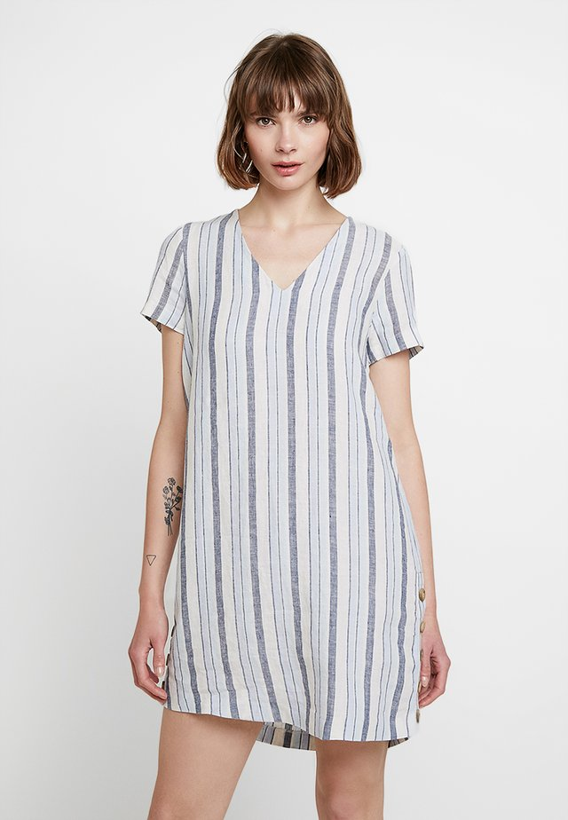 NOVEL SIDE BUTTON EASY DRESS - Day dress - jane nightfall
