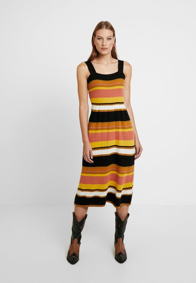 STRIPE TANK DRESS - Jumper dress - sweet dahlia