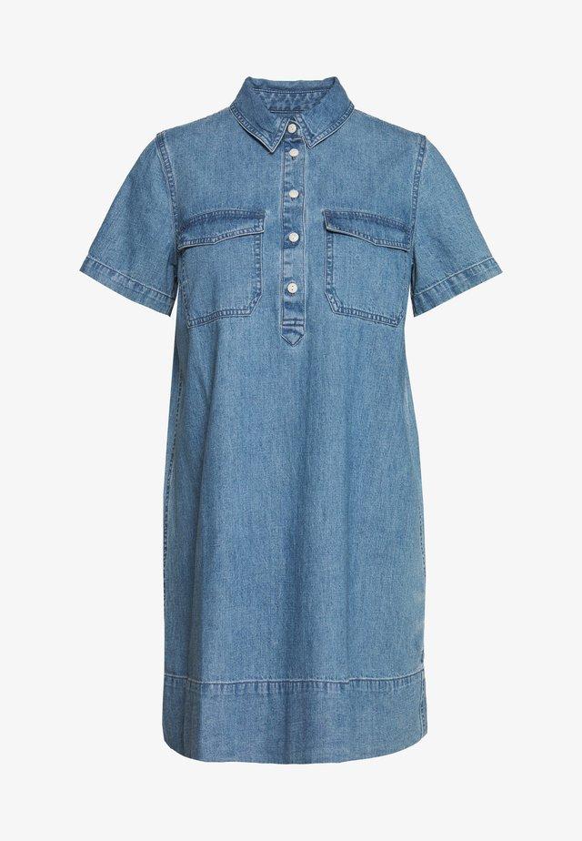 Jeansklänning - blue